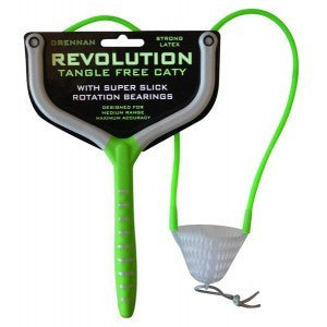 Drennan Revolution Tangle-Free Catapult Strong Latex, Coarse Accessories, Drennan, Bankside Tackle