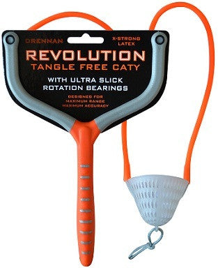 Drennan Revolution Tangle-Free Catapult X-Strong Latex