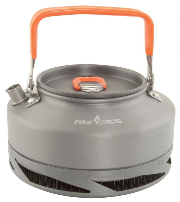 Fox Cookware Heat Transfer Kettles, Stoves & Cooking, Fox, Bankside Tackle