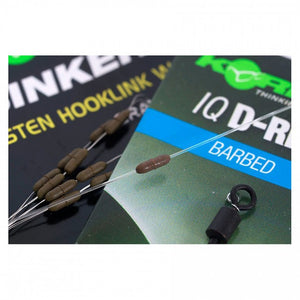 Korda Ready Tied IQ D Rig, Ready Tied Rigs, Korda, Bankside Tackle