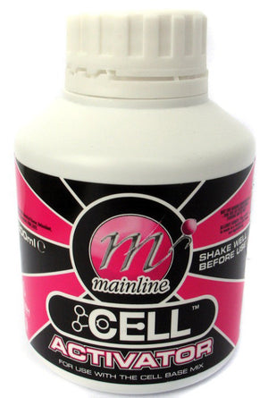 Mainline Baits Cell Activator, Boilie Mixes & Additives, Mainline Baits, Bankside Tackle