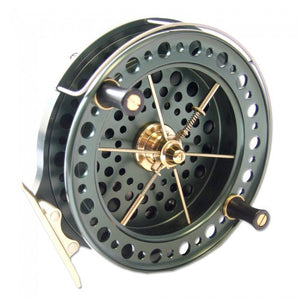 J W Young Heritage Centrepin Reel, Centrepin Reels, JW Young, Bankside Tackle