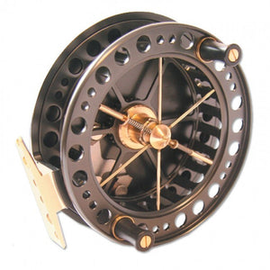 J W Young Bob James Centrepin Reel, Centrepin Reels, JW Young, Bankside Tackle