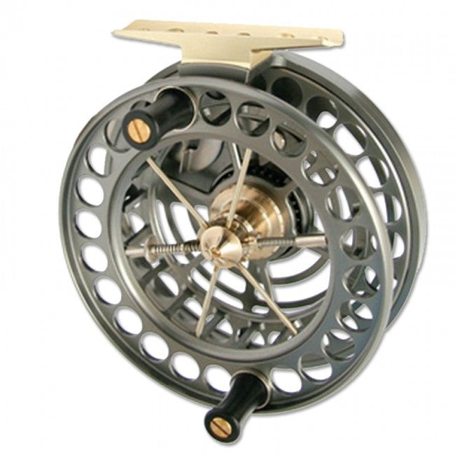 J W Young Super Lightweight Centrepin Reel, Centrepin Reels, JW Young, Bankside Tackle