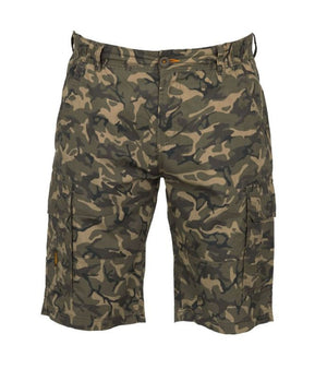 Fox Chunk Lightweight Cargo Shorts Camo, Jackets & Trousers, Fox, Bankside Tackle
