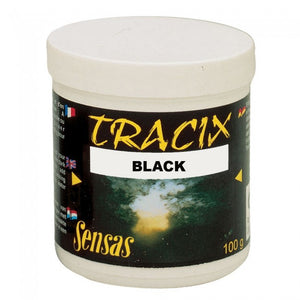 Sensas Tracix Black Dye, Groundbaits, Sensas, Bankside Tackle