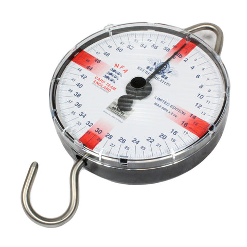 Reuben Heaton St George Scales 60lb x 2oz, Scales & Accessories, Reuben Heaton, Bankside Tackle