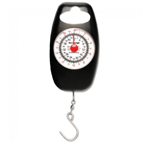 Reuben Heaton Microweigh Pocket Scale 44lb x 4oz, Scales & Accessories, Reuben Heaton, Bankside Tackle