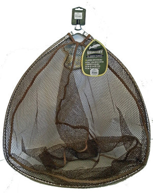 Dinsmore Shake 'N' Dry Rubber Dipped Landing Net 26 Inch, Coarse Nets, Dinsmore, Bankside Tackle