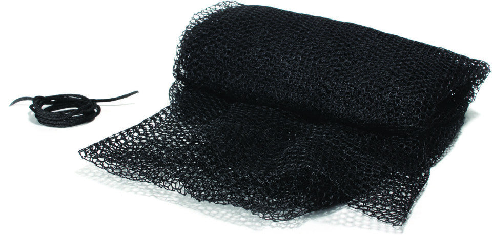 Wychwood Replacement 42 Inch Landing Net Mesh Black, Landing Nets, Wychwood, Bankside Tackle