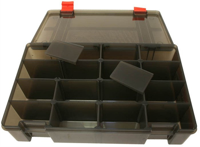 Fox Rage Stack N Store 16 Compartment Large Shallow, Predator Luggage & Boxes, Fox Rage, Bankside Tackle