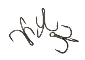Fox Rage Predator Powerpoint X-Strong Treble Hooks, Predator End Tackle, Fox Rage, Bankside Tackle