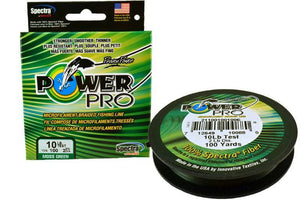 Power Pro Braid 275m Spool, Line & Braid, Shimano, Bankside Tackle