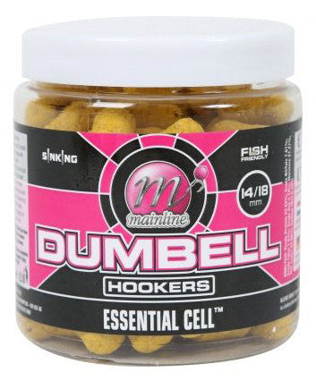 Mainline Baits Essential Cell Dumbell Hookers