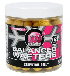 Mainline Baits Essential Cell Balanced Wafters, Hookbaits, Mainline Baits, Bankside Tackle
