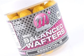 Mainline Baits Hi Impact Balanced Wafters Essential IB 15mm