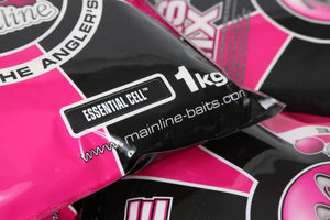 Mainline Baits Essential Cell Base Mix, Boilie Mixes & Additives, Mainline Baits, Bankside Tackle