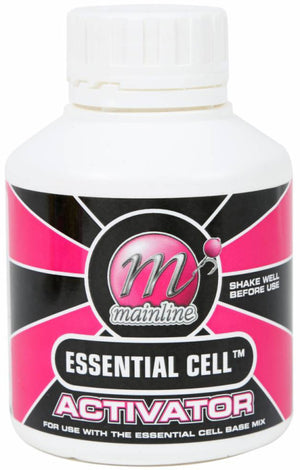 Mainline Baits Essential Cell Activator, Boilie Mixes & Additives, Mainline Baits, Bankside Tackle