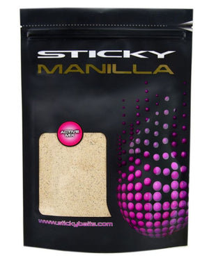 Sticky Baits Manilla Active Mix, Groundbaits, Sticky Baits, Bankside Tackle