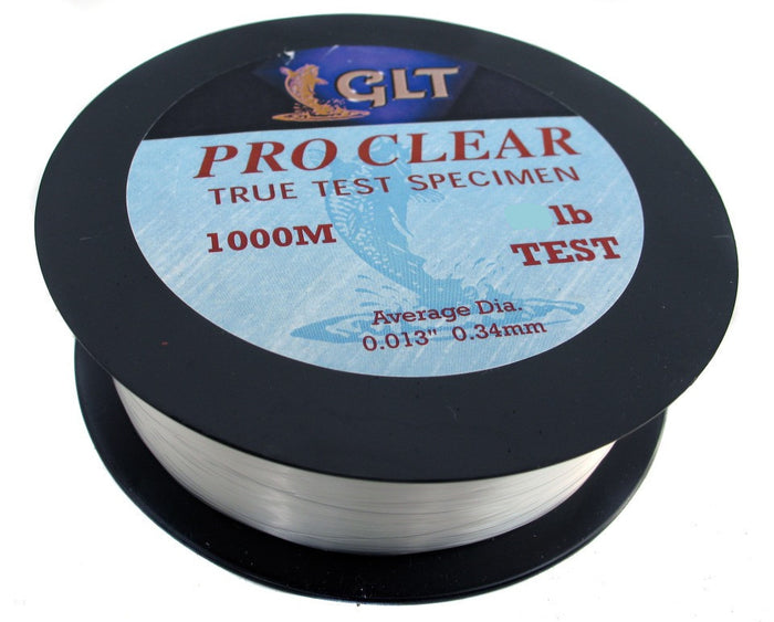 Gold Label Pro Clear 1000m