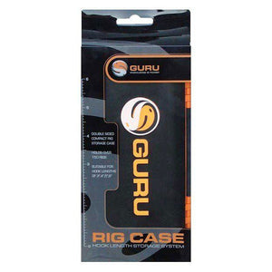 Guru Rig Case Small, Coarse Luggage, Guru, Bankside Tackle