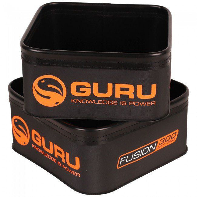Guru Fusion Bait Pro 200 + 300 Combo, Coarse Luggage, Guru, Bankside Tackle