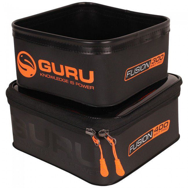 Guru Fusion 400 + Bait Pro 300 Combo, Coarse Luggage, Guru, Bankside Tackle