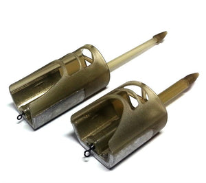 Guru Inline Pellet Feeder, Leads & Feeders, Guru, Bankside Tackle