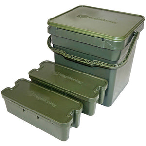 Ridgemonkey Modular Bucket X-Large 30ltr, Buckets, Ridgemonkey, Bankside Tackle