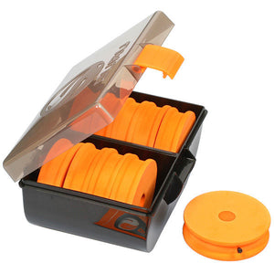 Guru Rig Box, Coarse Accessories, Guru, Bankside Tackle