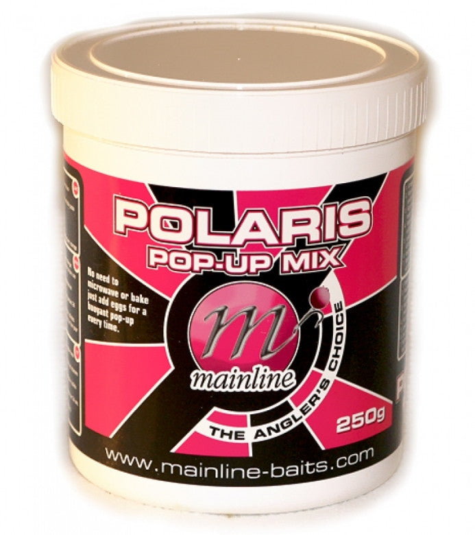 Mainline Baits Polaris Pop-Up Mix, Boilie Mixes & Additives, Mainline Baits, Bankside Tackle