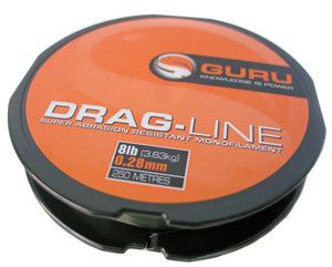 Guru Drag Line, Coarse Line, Guru, Bankside Tackle
