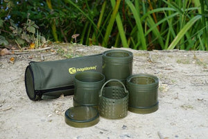Ridgemonkey Modular Hookbait Pots, Bait Choppers & Crushers, Ridgemonkey, Bankside Tackle