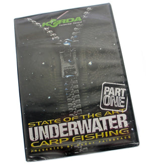 Korda Underwater Part 1 DVD, DVDs, Korda, Bankside Tackle