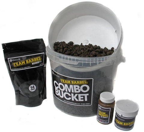 Bankside Team Barbel Combo, Pellets, Bankside Baits, Bankside Tackle