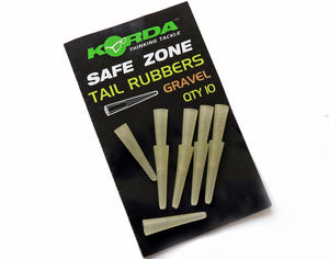 Korda Safe Zone Tail Rubbers, Rig Bits, Korda, Bankside Tackle