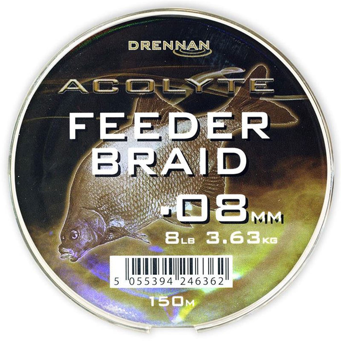 Drennan Acolyte Feeder Braid