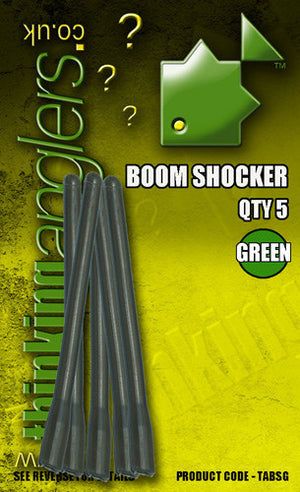 Thinking Anglers Boom Shockers, Rig Bits, Thinking Anglers, Bankside Tackle