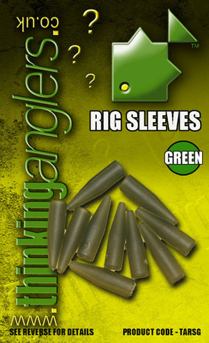 Thinking Anglers Rig Sleeves, Rig Bits, Thinking Anglers, Bankside Tackle