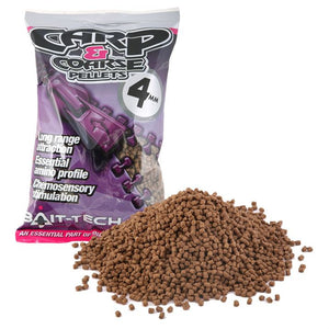 Bait Tech Carp and Coarse Feed Pellet, Pellets, Bait-Tech, Bankside Tackle