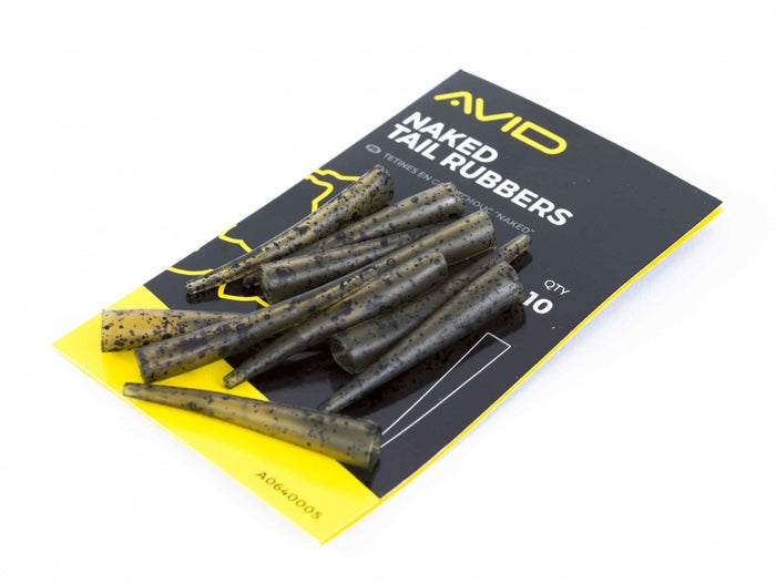 Avid Carp Outline Naked Tail Rubbers
