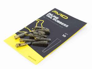 Avid Carp Outline Inline Tail Rubbers