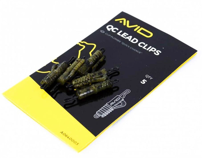 Avid Carp Outline QC Lead Clips
