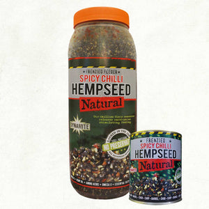 Dynamite Bait Frenzied Chilli Hempseed