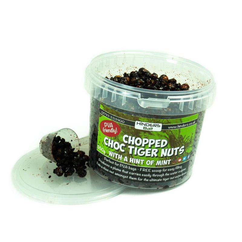 Hinders Chopped Choc Mint Tiger Nuts