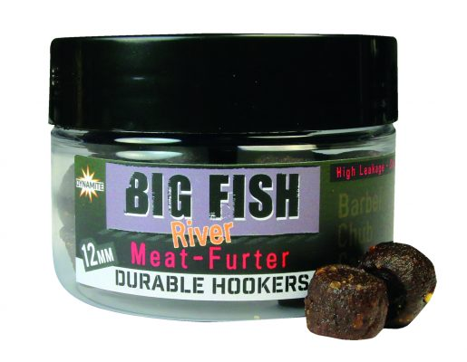Dynamite Baits Big Fish River Meat Furter Durable Hookers