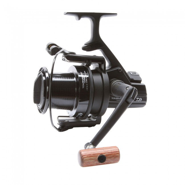 Daiwa Tournament S 5000 Black Edition, Big Pit Reels, Daiwa, Bankside Tackle