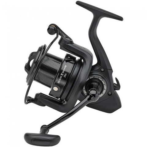Daiwa Black Widow 25A Big Pit Reel, Big Pit Reels, Daiwa, Bankside Tackle