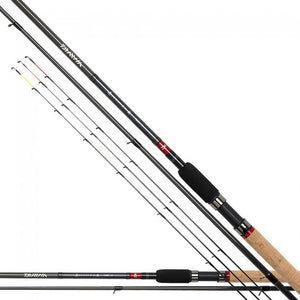 Daiwa Ninja Match and Feeder Rods