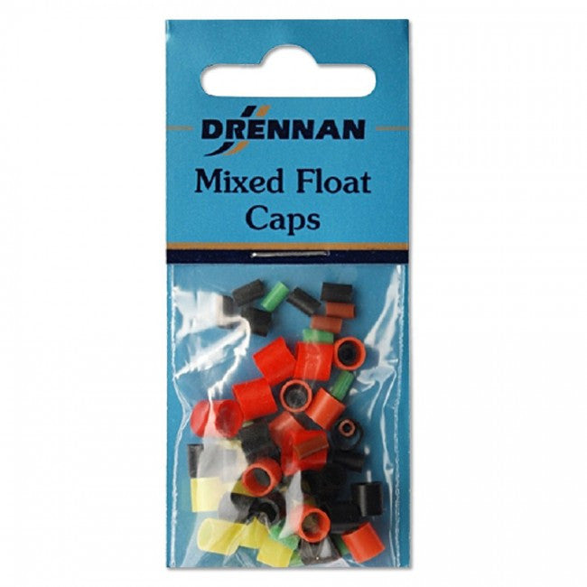 Drennan Mixed Float Caps, Coarse Accessories, Drennan, Bankside Tackle